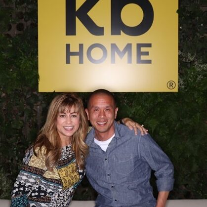 <b>Roxanne Musselman</b><br />Vice President National Sales at KB Home<br /><b>Darryl Lew</b><br />HR Project Manager at KB Home